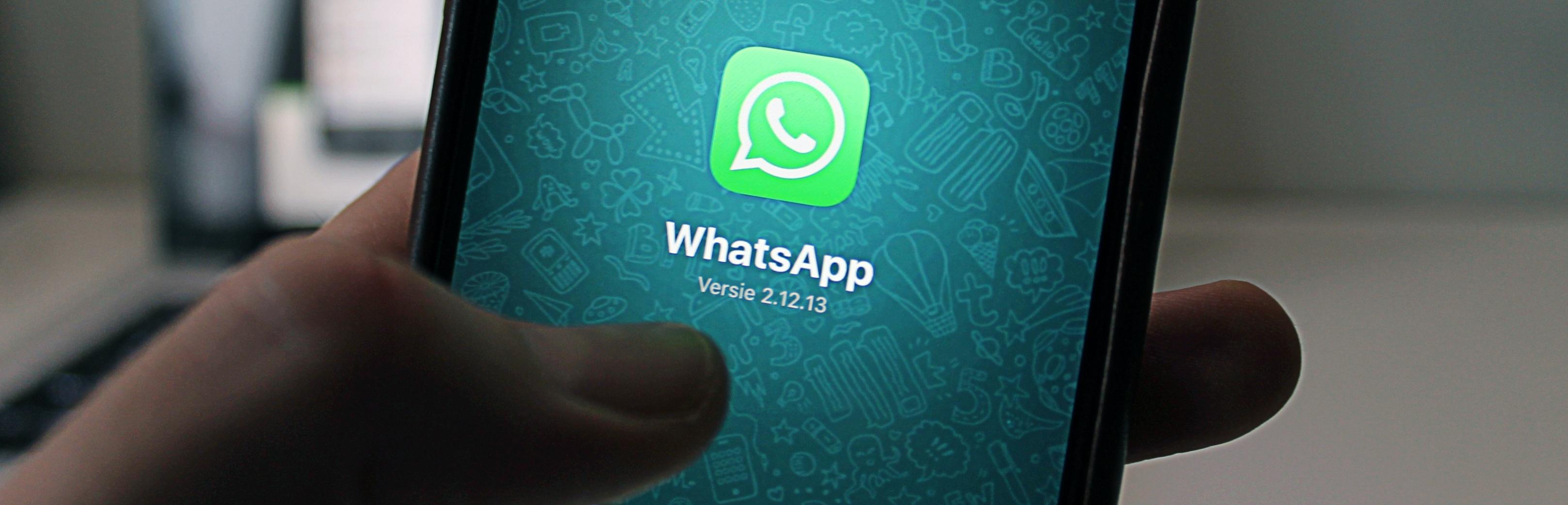 Botão para compras do WhatsApp Business